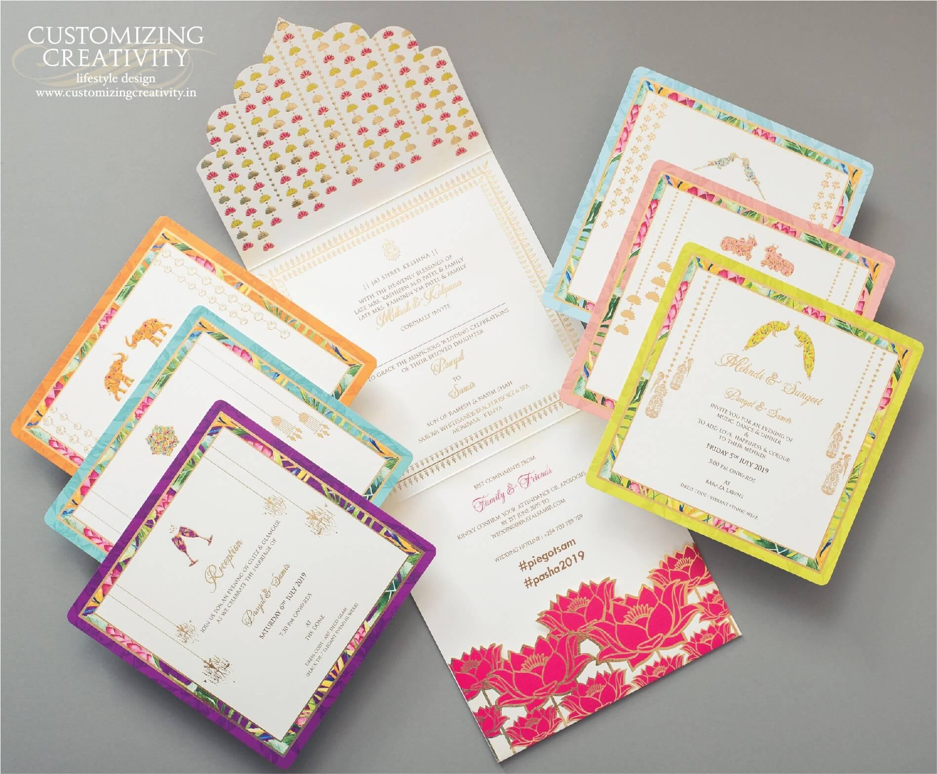 Unique Invitation Designs Wpart Co